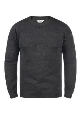 !SOLID Barima Herren Strickpullover Feinstrick Pullover – Bild 16