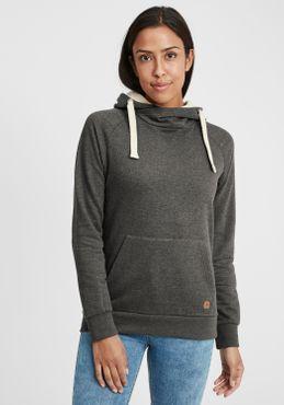 OXMO Julia Damen Kapuzenpullover Hoodie Pullover mit Kapuze – Bild 25