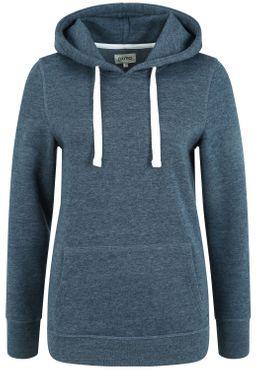 OXMO Olive Damen Kapuzenpullover Hoodie Pullover mit Kapuze – Bild 12