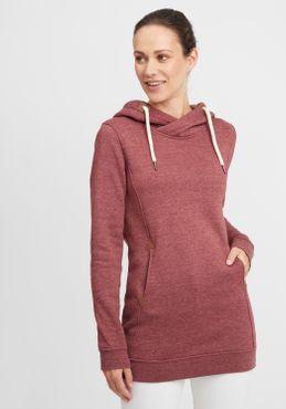 OXMO Vicky Hood Long Damen Kapuzenpullover Hoodie Pullover mit Kapuze – Bild 13