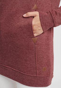OXMO Vicky Hood Long Damen Kapuzenpullover Hoodie Pullover mit Kapuze – Bild 17