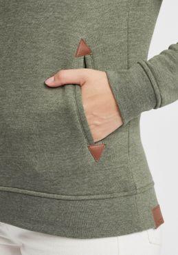 OXMO Vicky Damen Kapuzenpullover Hoodie Pullover mit Kapuze – Bild 5