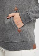 OXMO Vicky Damen Kapuzenpullover Hoodie Pullover mit Kapuze