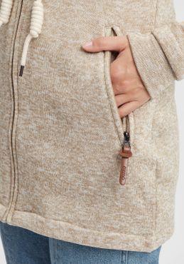OXMO Thora Damen Fleecejacke Sweatjacke Jacke – Bild 11