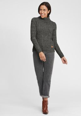 OXMO Philipa Damen Rollkragenpullover Pullover – Bild 20