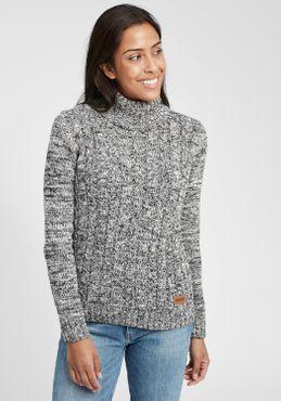 OXMO Philipa Damen Rollkragenpullover Pullover – Bild 1