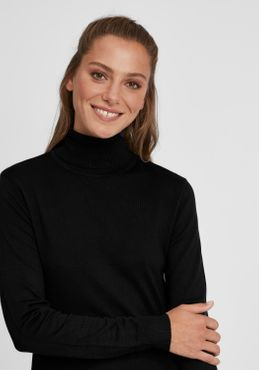 OXMO Winala Damen Strickkleid Feinstrickkleid Kleid – Bild 22