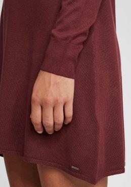 OXMO Winala Damen Strickkleid Feinstrickkleid Kleid – Bild 5
