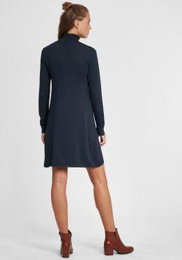 OXMO Winala Damen Strickkleid Feinstrickkleid Kleid – Bild 15