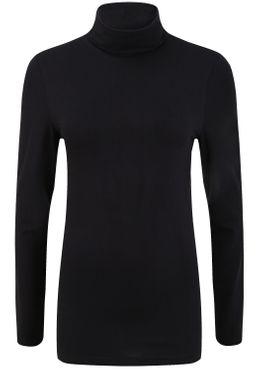 OXMO Rosa Damen Longsleeve Langarmshirt Shirt – Bild 18