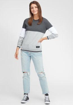 OXMO Omaya Damen Sweatshirt Pullover Sweater – Bild 14