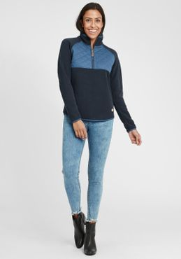 OXMO Malita Damen Fleecejacke Sweatjacke Jacke – Bild 14
