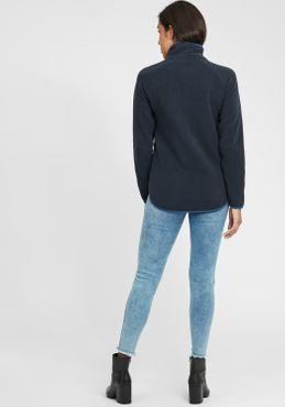 OXMO Malita Damen Fleecejacke Sweatjacke Jacke – Bild 15