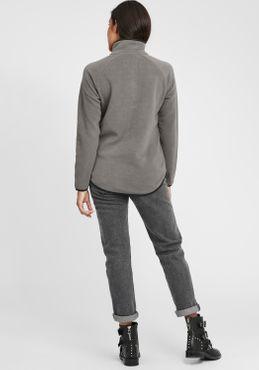 OXMO Malita Damen Fleecejacke Sweatjacke Jacke – Bild 21