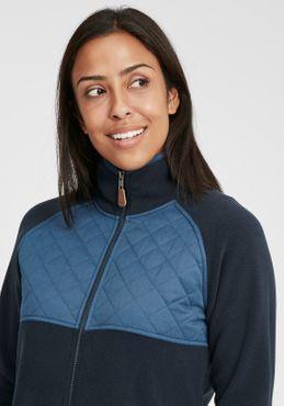 OXMO Malin Damen Fleecejacke Sweatjacke Jacke – Bild 4