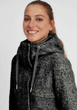 OXMO Rieke Damen Wintermantel Wollmantel Winterjacke – Bild 16