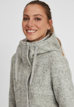 OXMO Rieke Damen Wintermantel Wollmantel Winterjacke – Bild 10