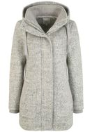OXMO Rieke Damen Wintermantel Wollmantel Winterjacke