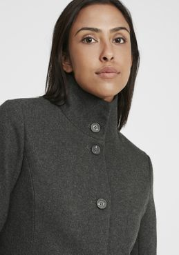 OXMO Hermy Damen Wintermantel Wollmantel Winterjacke – Bild 16