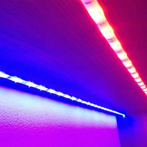 MAILUX RGB Flex Band Set LED Strip, Komplettset 3m, IP20, selbstklebend – Bild 7