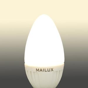 MAILUX E14 2,2 Watt LED Kerze matt 4 Stck. – Bild 6