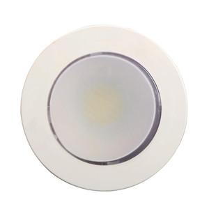 Viribright LED Einbauleuchte | Downlight | CRI 90 | Ø=120mm | 9,5W | neutralweiß 4000K | 550Lm | 80° | ersetzt 60W | dimmbar – Bild 2