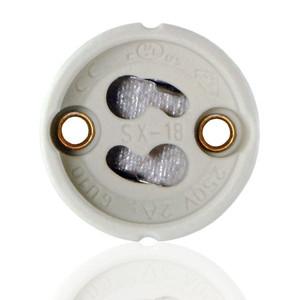 MAILUX SOD11301 GU10 Fassung | Sockel für GU10 LED und Halogen | Leuchtmittel (10 Stück) – Bild 2