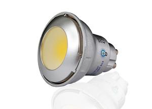 VIRIBRIGHT MR16 GU5.3 LED Spotlight 4,5 Watt Abstrahlwinkel 80° neutralweiß 4000K neu OVP – Bild 4