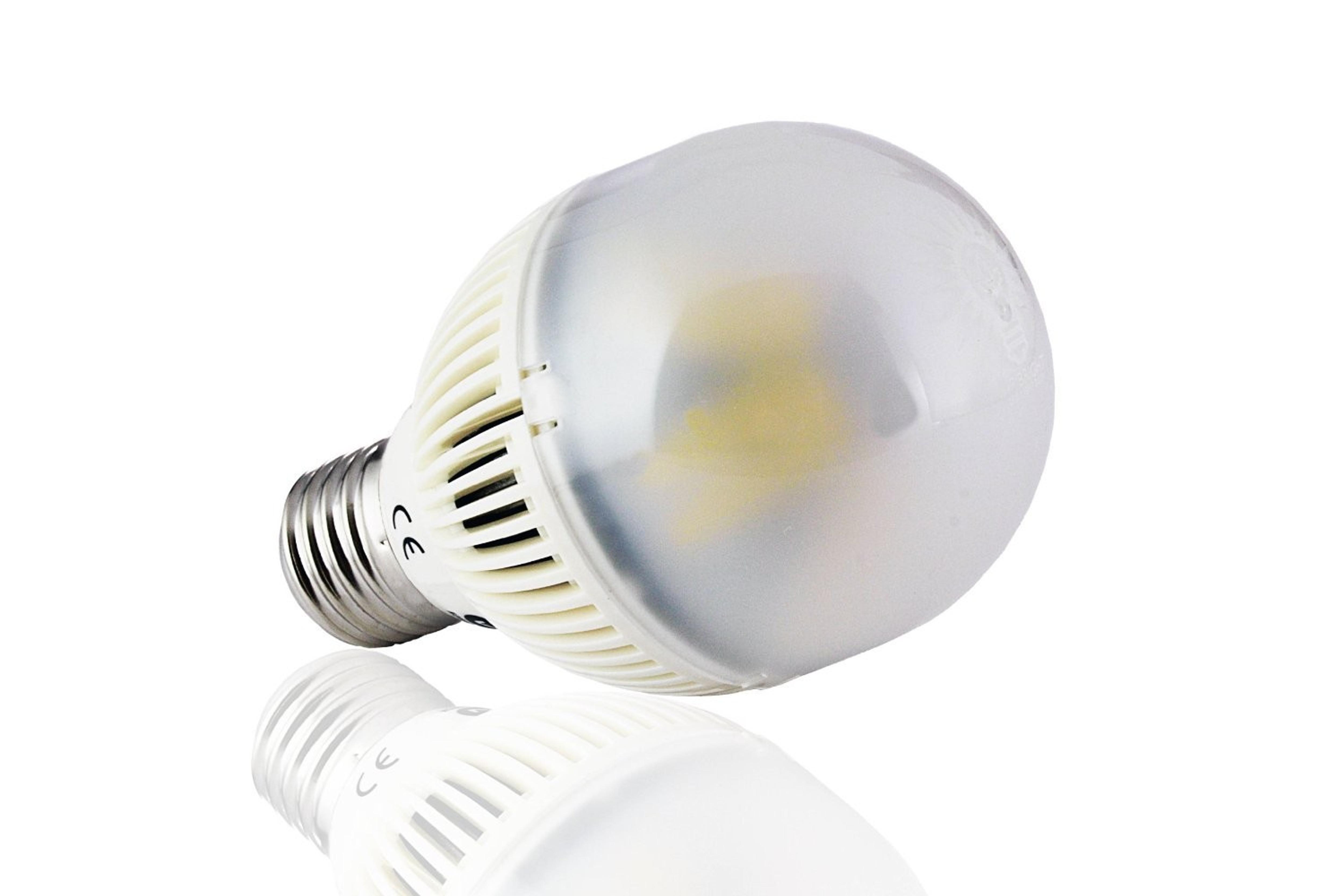 VIRIBRIGHT E27 5 Watt LED Glühbirne Bulb 300 Lumen (~40