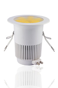 VIRIBRIGHT 8 Watt LED Downlight 550 Lumen