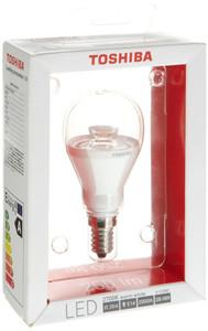 Toshiba LDGC0627CE4EUC LED E14 Golfbulb 6 W, clear – Bild 1