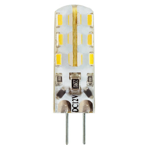 4x MAILUX LED G4M12148 | G4 | Stift | 1,5W | 120lm | 3000K | 24 SMD | warmweiss – Bild 2