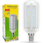 MAILUX KON12551 LED Lampe E14 Kolben 6W 270° 500lm 2700K klar ersetzt ca. 50W