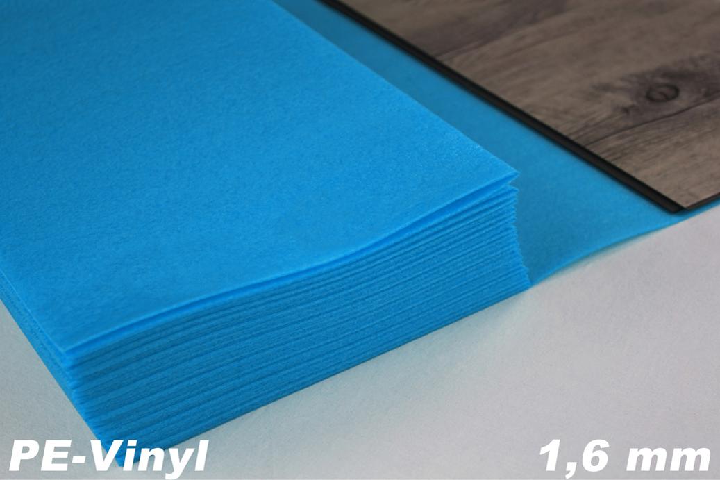 10 m trittschalld mmung f r vinylboden boden unterlage klick vinyl pe vinyl ebay. Black Bedroom Furniture Sets. Home Design Ideas