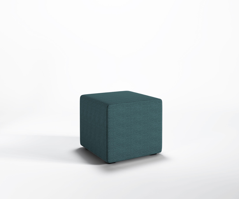 Designer sgabello mia cubo lounge pouf per sedersi piedino