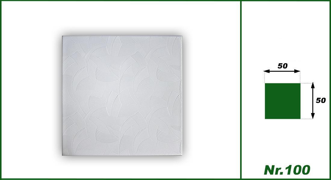Hexim Deckenplatten Nr.100