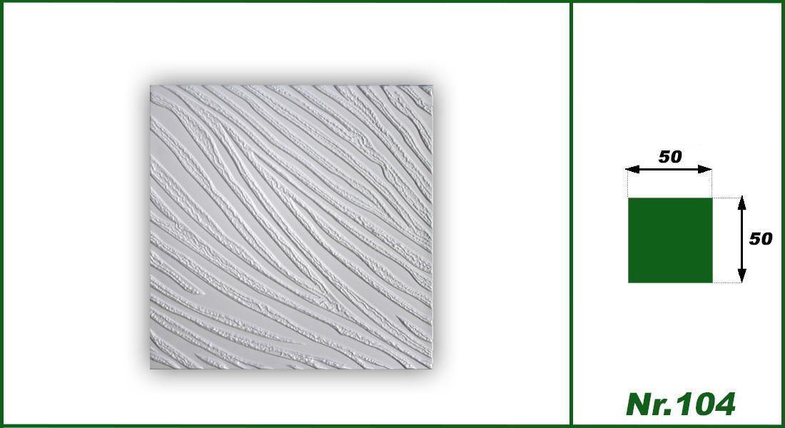 Hexim Deckenplatten Nr.104