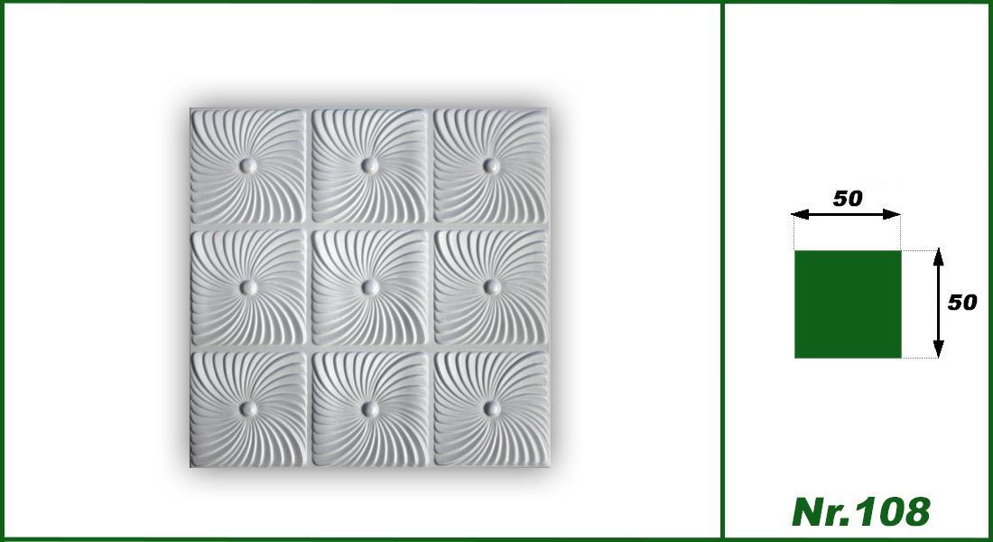 Hexim Deckenplatten Nr.108