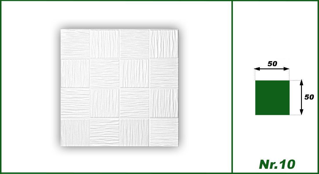 Hexim Deckenplatten Nr.10