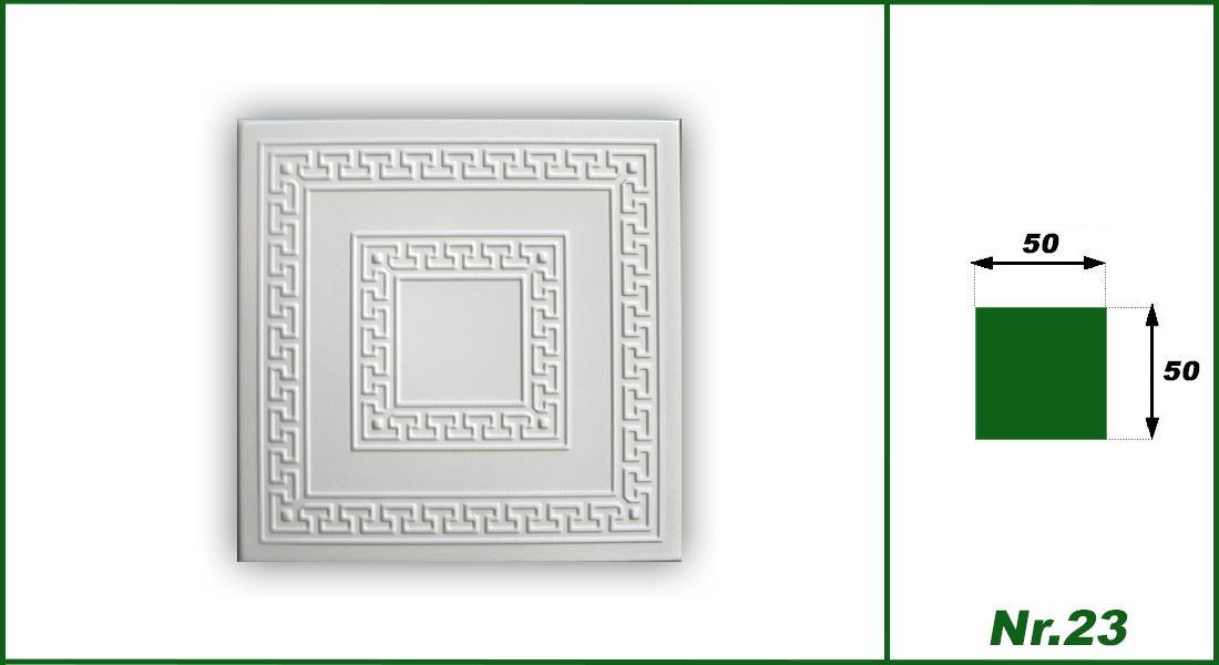 Hexim Deckenplatten Nr.23