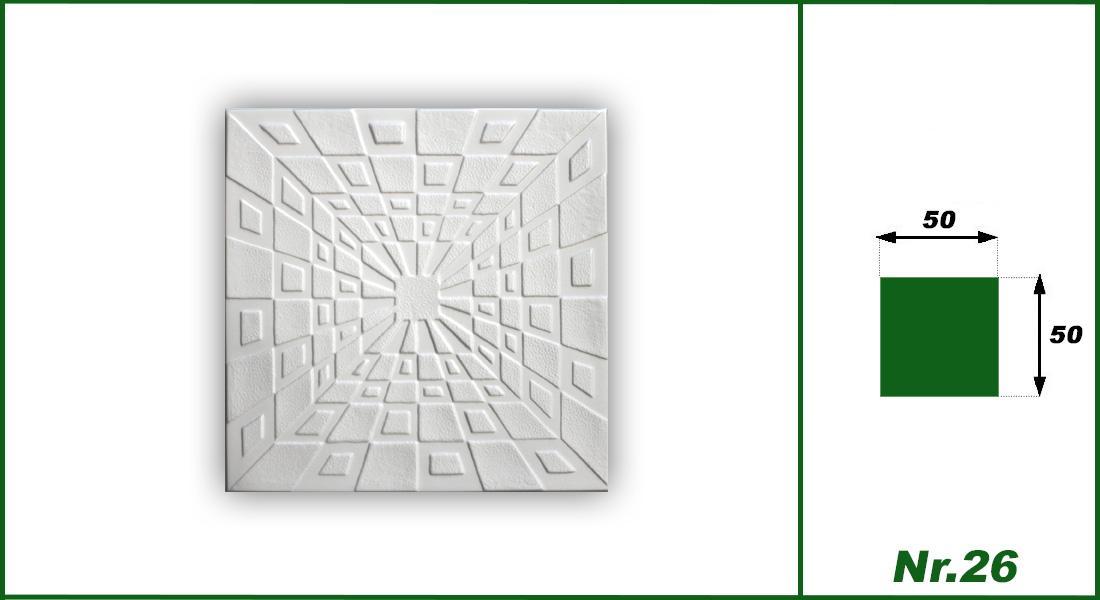 Hexim Deckenplatten Nr.26