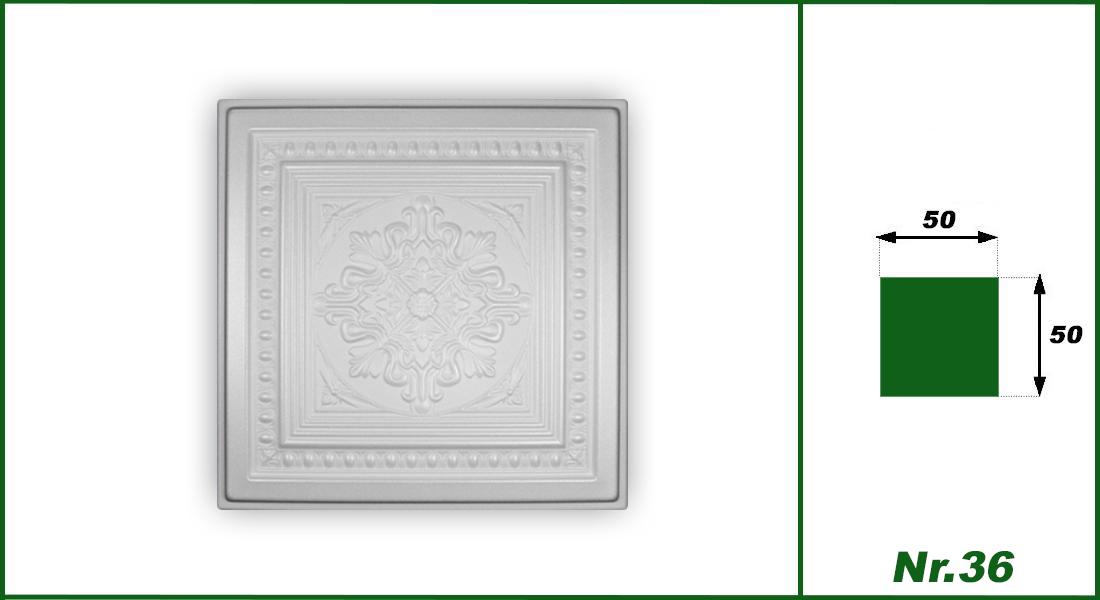 Hexim Deckenplatten Nr.36