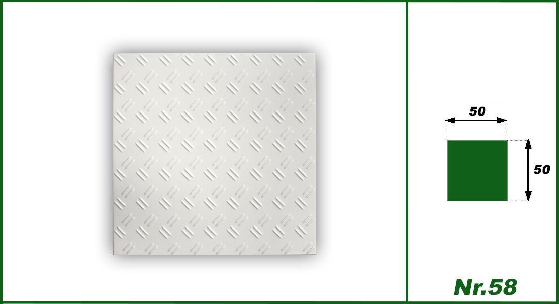 Hexim Deckenplatten Nr.58