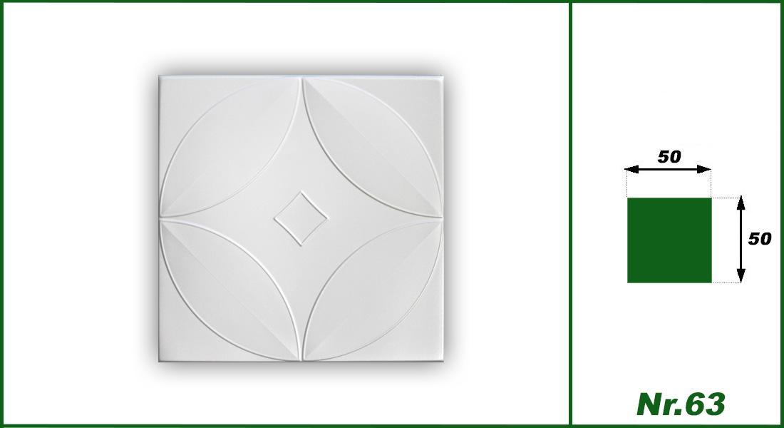 Hexim Deckenplatten Nr.63