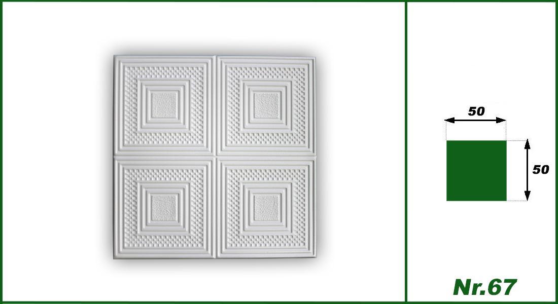 Hexim Deckenplatten Nr.67