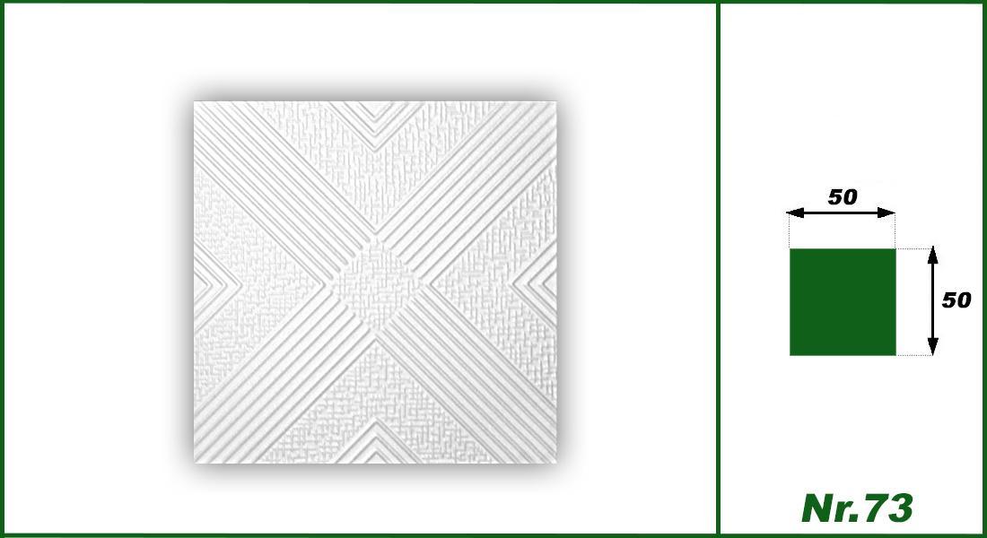 Hexim Deckenplatten Nr.73