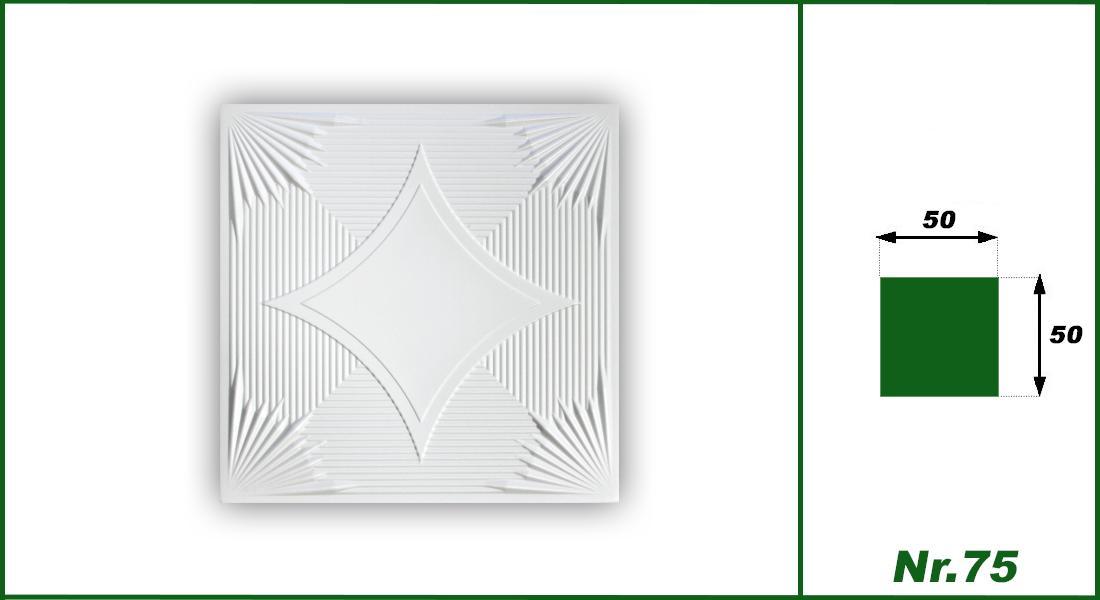 Hexim Deckenplatten Nr.75