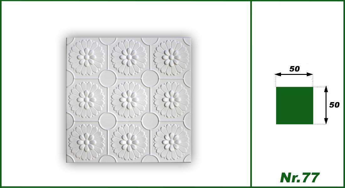 Hexim Deckenplatten Nr.77