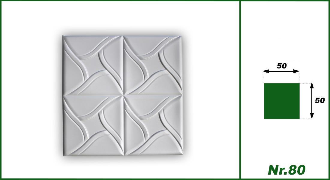 Hexim Deckenplatten Nr.80