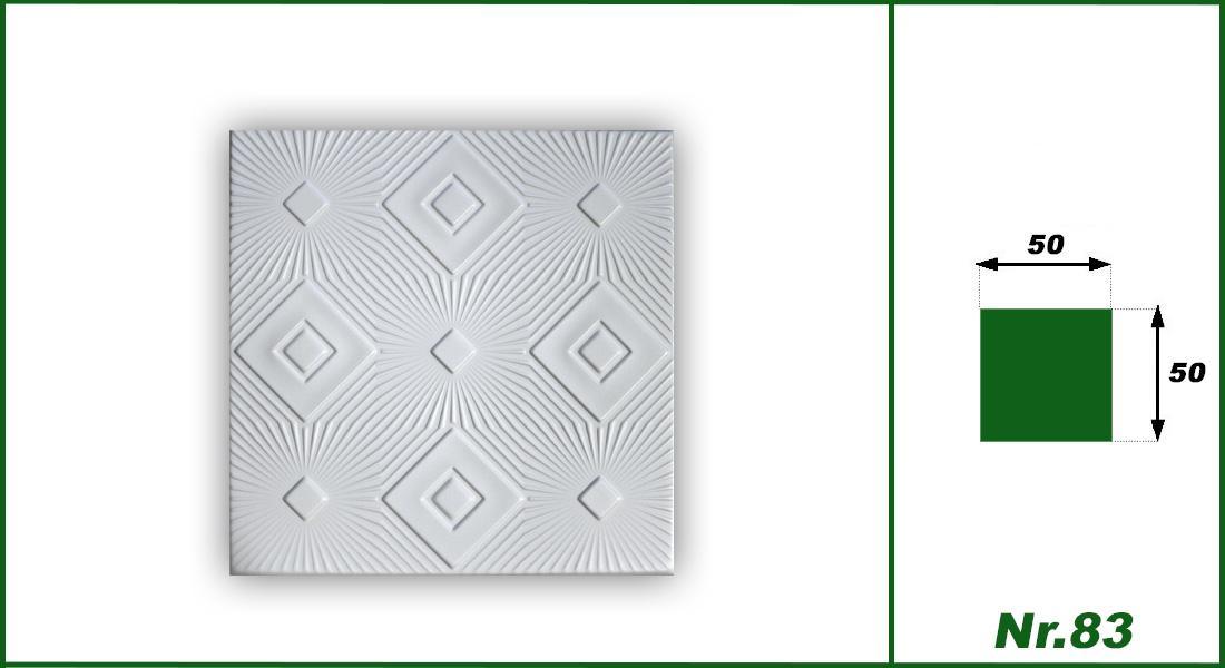 Hexim Deckenplatten Nr.83